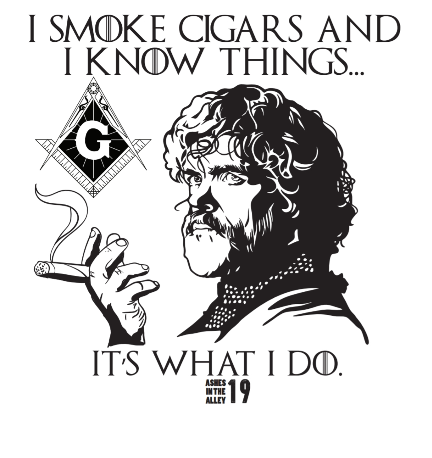 8cee2be57 Get your Cigar Night t-shirt here!