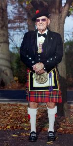 M.W. Herbert N. Boyd Past Grand Master for the State of New Jersey