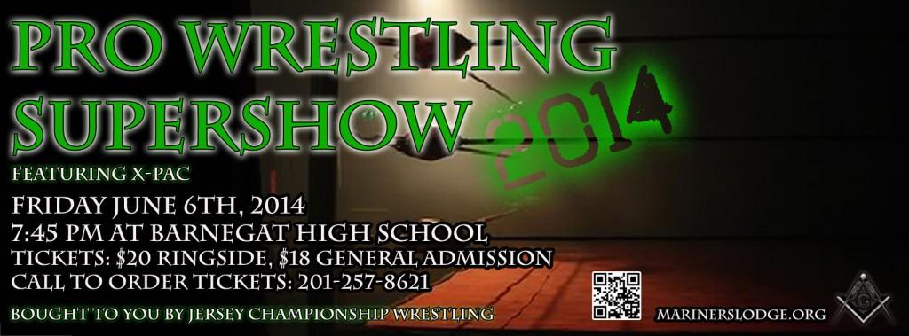 Wrestling Supershow2014